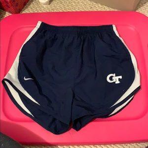 Georgia Tech Nike shorts